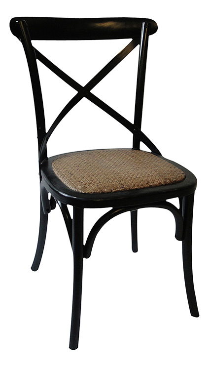 coin repas chaises chaise bistrot noire le magasin d 39 usine de meubles. Black Bedroom Furniture Sets. Home Design Ideas