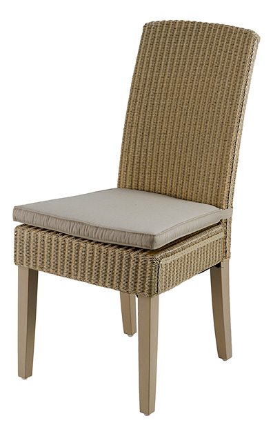 Chaise Milton loom taupe