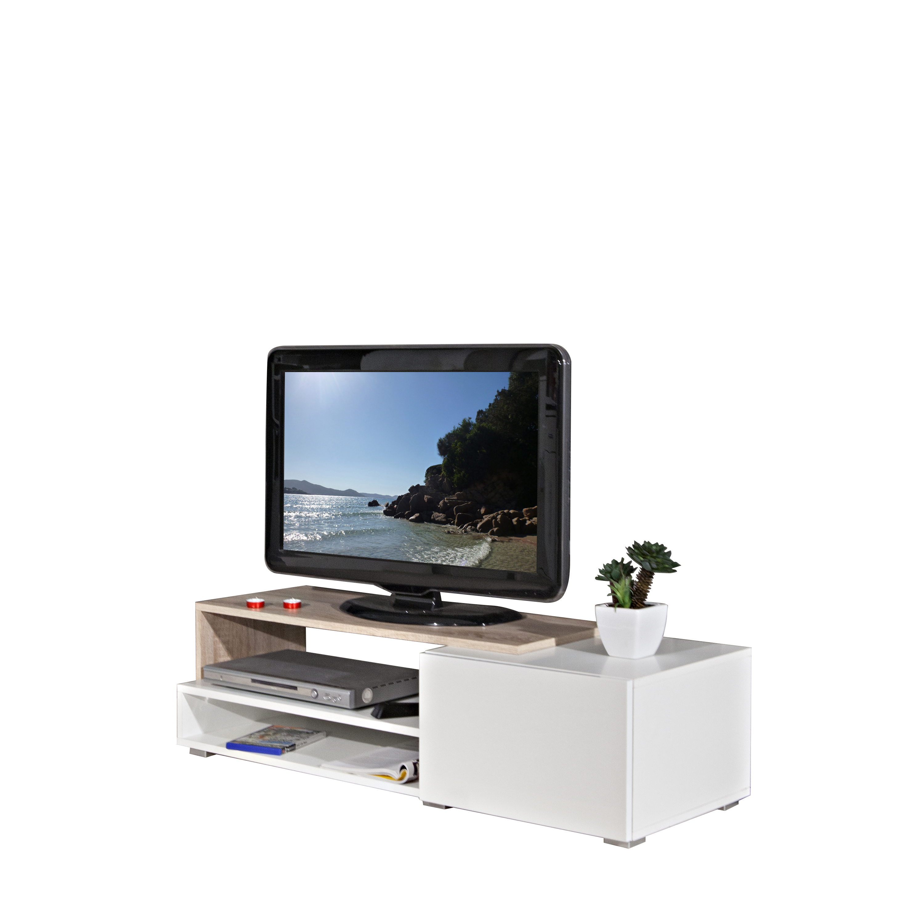 135 meuble tv hauteur 120 cm meuble tv design nora ii blanc laque 170 cm meuble tv 120 cm en. Black Bedroom Furniture Sets. Home Design Ideas