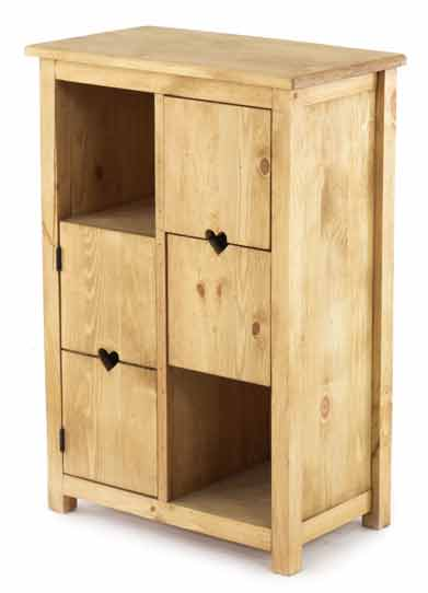 sejour meuble bas rangement 2 tiroirs 1 porte 2 niches gamme cosy le magasin d 39 usine de meubles. Black Bedroom Furniture Sets. Home Design Ideas