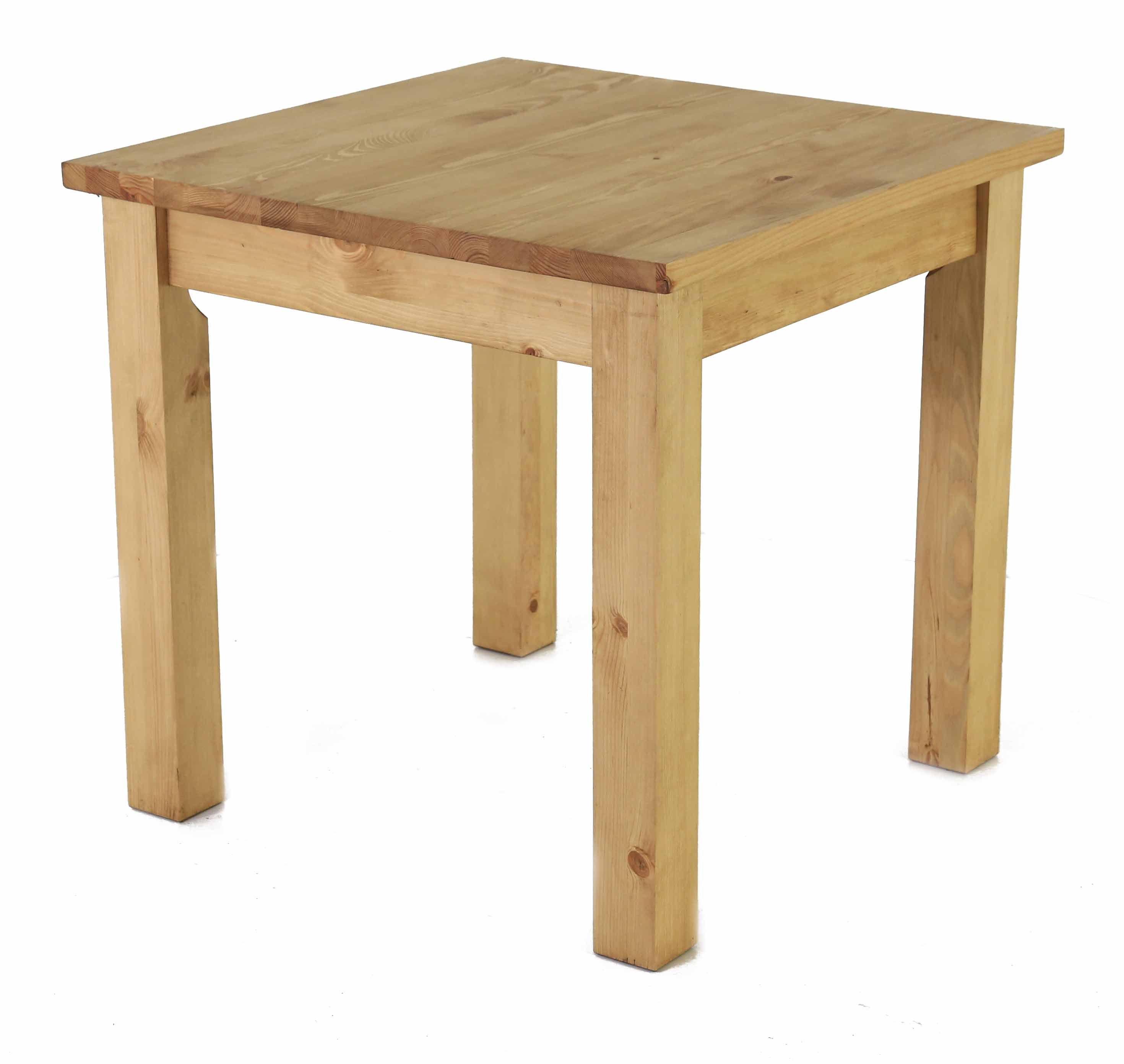 coin repas tables repas table carr 80 cm pin massif
