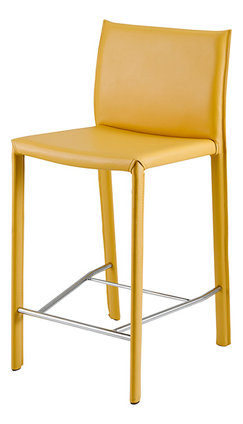 sejour chaises de bar tabouret de bar terra jaune le. Black Bedroom Furniture Sets. Home Design Ideas