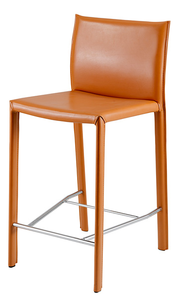 sejour chaises de bar tabouret de bar terra orange le. Black Bedroom Furniture Sets. Home Design Ideas